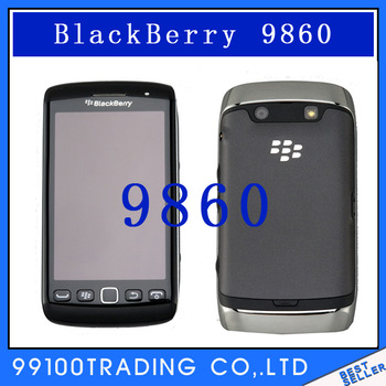 Original Unlocked BlackBerry Torch 9860 Cell Phone 3G GPS WIFI Refurbished