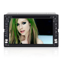 GPS 2 DIN Radio+DVD Player+Analog TV+GPS Navigation+Bluetooth+FM/AM Radio+AUX+Steeering Wheel Control+USB/SD
