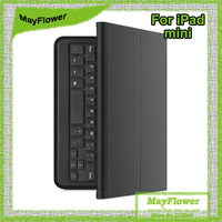 For iPad Mini 7.9 inch Tablet Bluetooth 3.0 Wireless Keyboard Shell Cover Case,Free Shipping