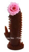 4*12cm BAILE wolftooth penis sleeve, penis extender, dildo enlarger condom sex toy for men s252