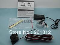 new type Electromagnetic Car Parking Reverse Radar Sensor System kit
