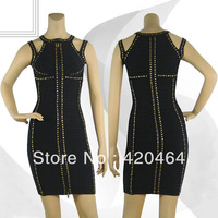 Free Shipping Name Brand Leading Fashion Top New Evening Dress Formal Design