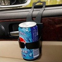 qc040-1 wholesale 2pcs/lot car accessories /Auto cup beverage holder /car cupholders/vehicle water shelf