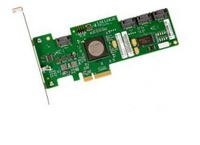 LSI Logic Controller Card SAS 3041E-R PCI-E 3GB LSI00168 MegaRAID 0 1 1E 10E boxed