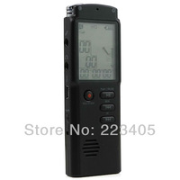 Free shipping new high-definition digital recorder professional T60 8GB MP3 player functions recorders