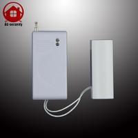 433mhz  Wireless vibration magnetic door sensor with Sensitivity Adjustable