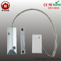 Free shipping Wireless Magnetic Door Windows Sensor Alarm,Magnetic Contact For Roller Door