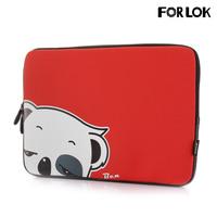 12 13 14 red laptop sleeve portable laptop bag waterproof shock package