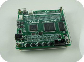 Icore fpga arm dual core plate stm32 cyclone4 fpga development board