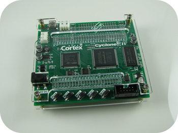 Icore fpga arm dual core plate stm32 cyclone4 fpga development board