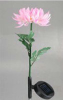 Solar lights garden lights chrysanthemum strightlightsstreetlights lamp decoration lantern