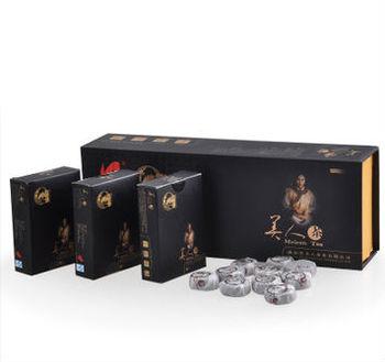 Organic lose weight product The first grade black tea black beauty tea huazhung beauty 360g puerh tea