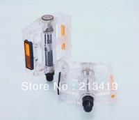 """High Quality New Bicycle Bike Pedals MTB BMX Pedals Cycling Pedals 9/16"""" white"""