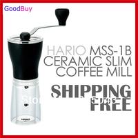 Hot Selling Brand New Portable HARIO Ceramic Burr Mini Mill Slim Manual Hand Coffee Grinder MSS-1B