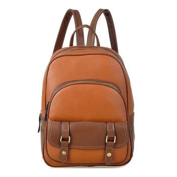 Women's handbag 2013 Chocolate double-shoulder back preppy style handbag backpack bag women's handbag
