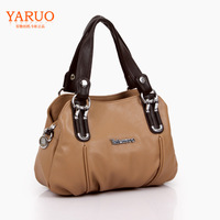 2013 new fashion Casual women's handbag  women's nappy bag handbag women messenger bag pu leather handbags