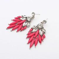 Min.order is$15(mix order)Fashion earrings jewelry, New Arrival fashion Ruili Bohemia Earrings Stud Earrings