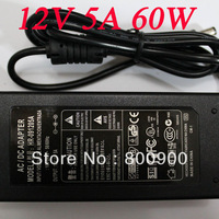 12V 5A 60W power supply monitor power adapter foot band filtering 12v5a