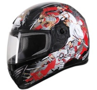 DHL OR EMS Free Shipping Gift Lenses Ultra Light 1100g German Marushin Red White Motorcycle Racing Helmets 999RS