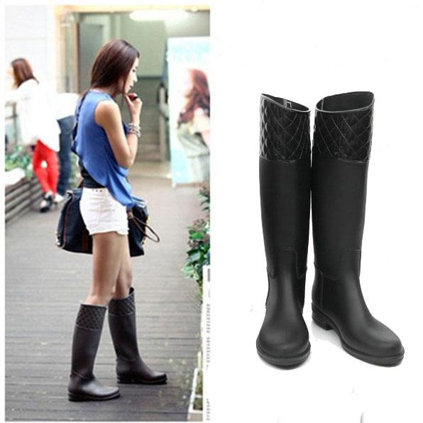 Wellies Rain Boots Women - Boot Hto