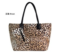 New 2013 Leopard print bags women's handbag purse shoulder bag tote