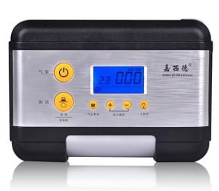 Top Grade 0381 computer digital automatic electric tire pump car pump 12v(China (Mainland))