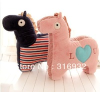 J1 Super cute Metoo large 45 CM Trojan horse plush pillow toy birthday gift, 1pc