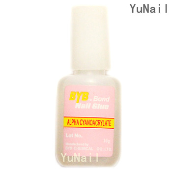Belt brush high quality nail art glue false nail rhinestone pasted nail art special glue 10 big