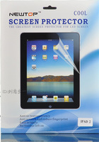 For ipad  3 4 screen film  for apple   ipad2 ipad3 hd screen protector film