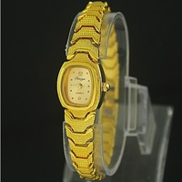 The new 2013 golden elegant female watch fashion fashion students watch