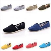 2013 Fashion Canvas Shoes large big Unisex Casual Canvas Shoes women men size 35--45