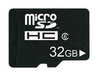 wholesale 32 GB Class 6 32gb micro sd card Transflash TF Card for Cell phone mp3 MP4 mini DVR pen camera