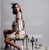 100% canvas 3d cartoon bag women gismo cartoon bag fashion gismo messenger bag carry in space free shipping