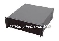 3u server computer case quality aluminum panel 3u computer case industrial computer case atx power supply 10 plate