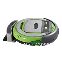 Robotic vacuum cleaner QQ-2  ,multifunctional cleaner,5 working mode,RF control,low noise,the best vacuum ,best robot