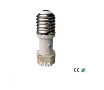 E40 to G12, E40 Lamp Base to G12 Lamp Holder converter, lamp holder converter