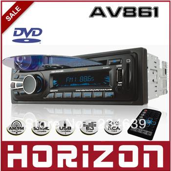 AV861 Professional Car Audio, DVD/VCD/CD/MP3/MP4 Player