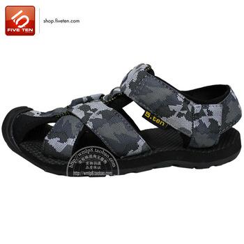2013 5.ten bag sandals outdoor beach sandals casual male sandals shoes