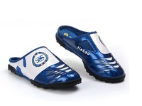 Fashion brand football shoes casual slipper quality free shipping soccer slippers soccer boots free shipping