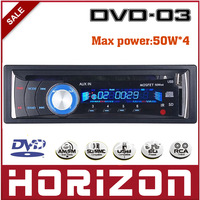 Car Audio DVD 03 Car Player, EQ Function Auto Antenna Aux in and out Remot Control, Car DVD Player