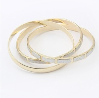 (min order can mix style) 2013 new Exaggerated mix of matte Bracelet free shipping