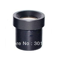 "5pcs/lot 8mm lens 1/3"" and 1/4"" F2.0 Lens For CCTV CCD CMOS Security Camera"