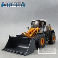 Free Shipping Full alloy heavy loader forkfuls forklift toy car model