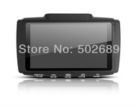Car DVR with GPS logger and G-Sensor car camera FULL HD1920X1080P30fps Novatek CPU H.264 Freeshipping GS8000 In stock !