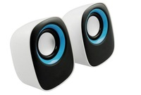 Free shipping Fashion Protable computer speakers usb mini speaker mini Q egg for mp3 mp4 mp5