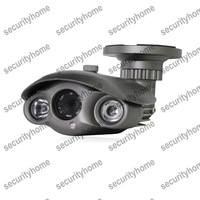 "Cobra Outdoor 1/3.5"" CMOS 800TVL IR-Cut Filter waterproof 12mm Lens Array CCTV Camera"