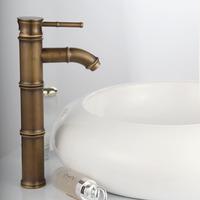 Fashion antique copper faucet