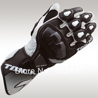 Free shipping!!RS TAICHI Taichi GP-WRX Racing Motorcycle Gloves - NXT052 Bike Bicycle Motocross riding gloves-Color White