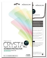 Hot selling Nillkin protective film for HTC ONE M7 film,Original high quality M7 Anti-fingerprint protective film