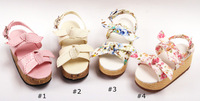 Free shipping 1/3  1/4 2013 high quality fashion BJD doll sandals